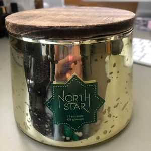 Anthropologie North Star Candle